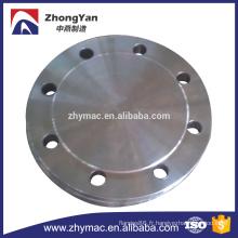 Fabricant de bride aveugle de tube d'ASTM A105 ANSI B16.5 cs