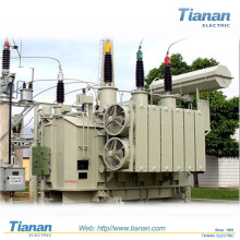 Power Transmission/Distribution Transformer Step Down Oil Immersed Type/Electronic Transformer