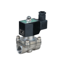 2WB 2 way direction valves with stainless steel body