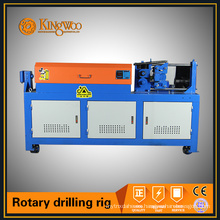 máquina enderezadora y cortadora de alambre de acero