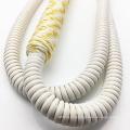 1.8m White Color Acrylic Hookah Shisha Narghile Hose Tools (ES-HH-008)