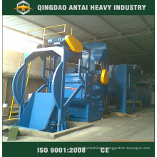 Crawler Shot Blasting Machine with Auto Loader