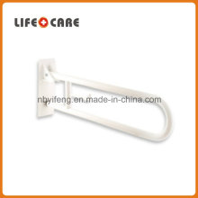 Toilet Safety Folding Support Rail