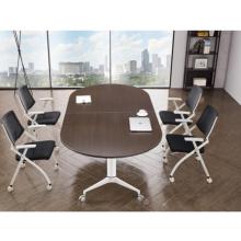 Mesa de conferencia plegable modular de conferencias de alta calidad para salas de reuniones