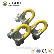 HDG Drop Forged Steel Wire Rope Clip--Qingdao Rigging