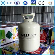 Cilindro de gás descartável de venda quente do hélio 13.4L (GFP-13)