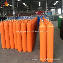 Cylindre de gaz d'hélium 40litres
