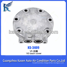 auto a/c CAR AIR refrigerant 134 compressor V5 back cover rear head