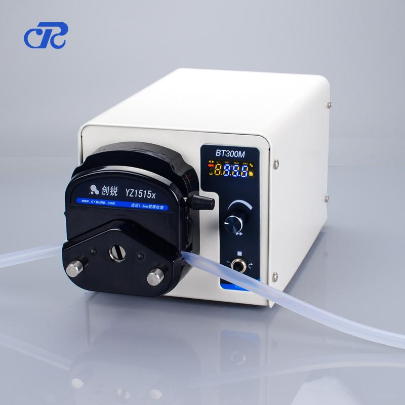 stepper motor peridtaltic pump