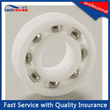 Molde de inyección de plástico por encargo para el rodamiento de bolas de la rueda de rodillo