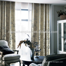 Home decoration thick heavy curtain fabric home air curtain