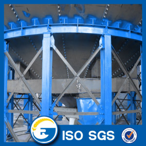 Corn Silo Steel Cone Base Small Silo
