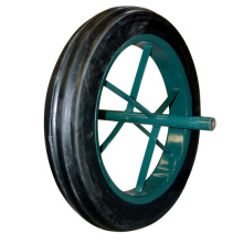 Solid Pneumatic Rubber Tires SR2703(15*3)