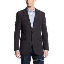 Costume de blazer ajusté moderne pour homme