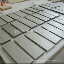 Prix pur de niobium par kilogramme de prix de feuille de niobium