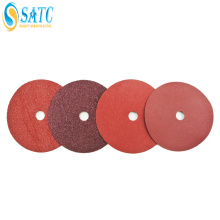 disque de fibre d'oxyde d'aluminium