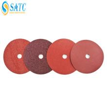 disco de fibra de óxido de alumínio
