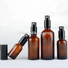 garrafas de spray de óleo essencial