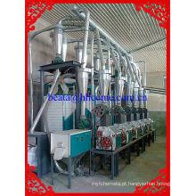 Máquina de processamento de milho (TOP 10 Grip Machinery Brand)