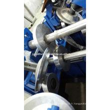 Machine de formage de rouleaux C purlin entièrement automatique