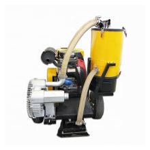 Cortador de ranura de hormigón portátil de empuje manual