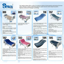 Medizinische Luftmatratze Anti-Bett-Matratze