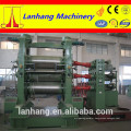 three roll rubber calender machine