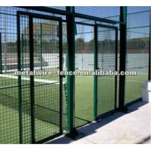Puerta revestida pvc de la cerca (fábrica anping de ISO9001)