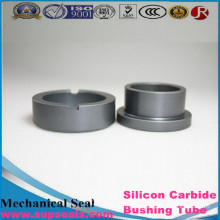 High Quality Silicon Carbide Sleeve Ssic Rbsic Bush Tube