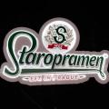 Enseigne lumineuse à led Staropramen 3D