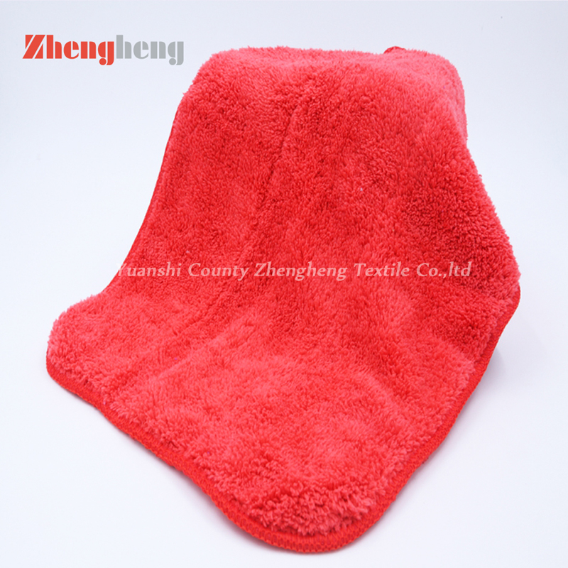 Polyester Coral Fleece Towel (4)