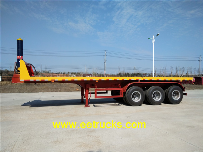 Slab Semi Trailers