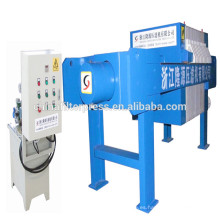 Prensa de filtro de charger Zhejiang Longyuan serie 800