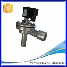 """DMF-Z-20A G3 / 4 """"derecha ángulo inserto tubo válvula de pulso de alta calidad"""