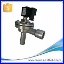 "DMF-Z-20A G3/4"" righ angle insert pipe pulse valve for high quality"