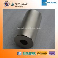 Poder fuerte AlNiCo N52 imán imán de las tierras raras Imanes del anillo manufacute en China