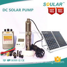 DC Submersible Solar Water Pump for Solar Irrigation System