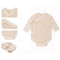 Infant Overall Nature Color Cotton Clothes, Baby Rompers