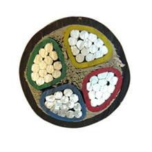 Alle Farben 3x2.5mm2 8mm PVC-Stromkabel