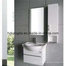 Gabinete de baño de PVC / vanidad del cuarto de baño del PVC (KD-300C)