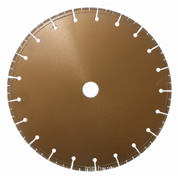 Thunder - Series Special Vacuum Brazed Diamond Blade