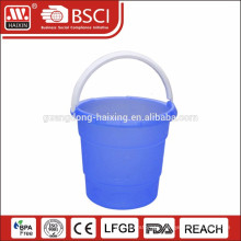 plastic bucket 15 liter with handle