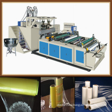 PVC PE Stretch Cling Film Machine for Food Package
