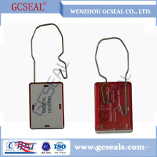 GCP002 Chine fournisseur pour inviolable sécurité de cadenas en plastique