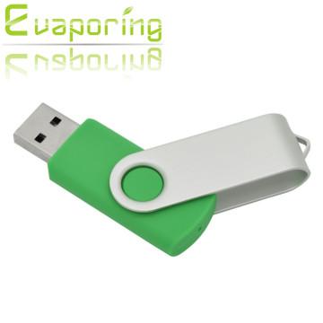 Горячий шарнир на заказ выдвиженческий привод вспышки USB с вашим логосом