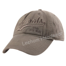 Custom Stone Washed-out Cotton Cap