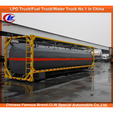 20ft ISO Tankcontainer 40ft Flüssig Chemical Tank Container