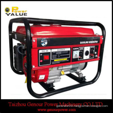 EP6500CX Gasoline Generator With Big Fuel Tank for Export