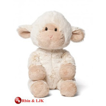 customized OEM design sheep plush toy