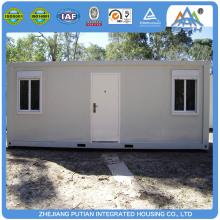 Stapelbare PVC Schiebefenster einzigen Abteilung Container Häuser